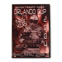 720 Paintball World Cup 2004 Pro 10 man Tournament DVD Orlando Florida N... - $9.45