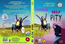 Bible Psalms to Help You Conquer Self Pity DVD + Audio CD Set uplifting ... - $16.83