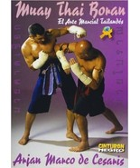 Muay Thai Boran: Kickboxing Martial Art of Thailand Book Arjan Marco De ... - $14.99
