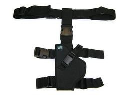 Kingman Training KT Eraser Chaser LEFT Thigh Pistol Holster Rig + Belt p... - $39.95
