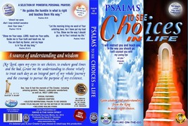Bible Psalms to Make Right Choices in Life DVD+ Audio CD Set uplifting p... - $16.83