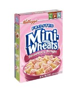 Kellogg's Frosted Mini-Wheat's Strawberry Delight Cereal, 16.3-Ounce Box... - $23.75