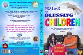 Bible Psalms for Gods Blessings on Your Children DVD+ Audio CD Set uplif... - $16.83