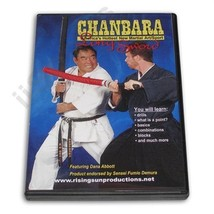 Sport Chanbara Japanese Samurai Long Sword DVD Abbott RS75 kendo iai iaido - $22.00