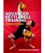 Advanced Kettlebell Training For MMA #2 DVD David Morrison mixed martial... - $22.00