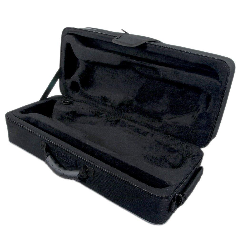 Sky Bb Trumpet Case w Handles Backpack/Shoulder Straps, lightweight and durable