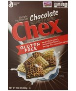 Chex Cereal, Gluten Free, Chocolate, 12.8 Ounce (Pack of 3) - $21.77