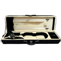 SKY 4/4 Full Size Professional Oblong Shape Lighweight Violin Case with ... - $58.79