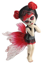 Cosplay kids Koi Ballerina collectible cute figure statue - $34.88
