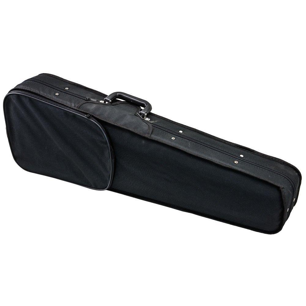 SKY Violin Triangle Case Lightweight 1/16 Size Black Color