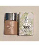Clinique Anti-blemish Solutions Liquid Makeup #66 True Beige NIB - $24.99