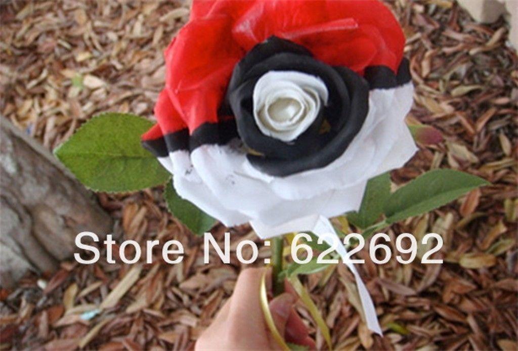 100 Black Pearl Rose seeds rare roses flower seeds Pokemon Style