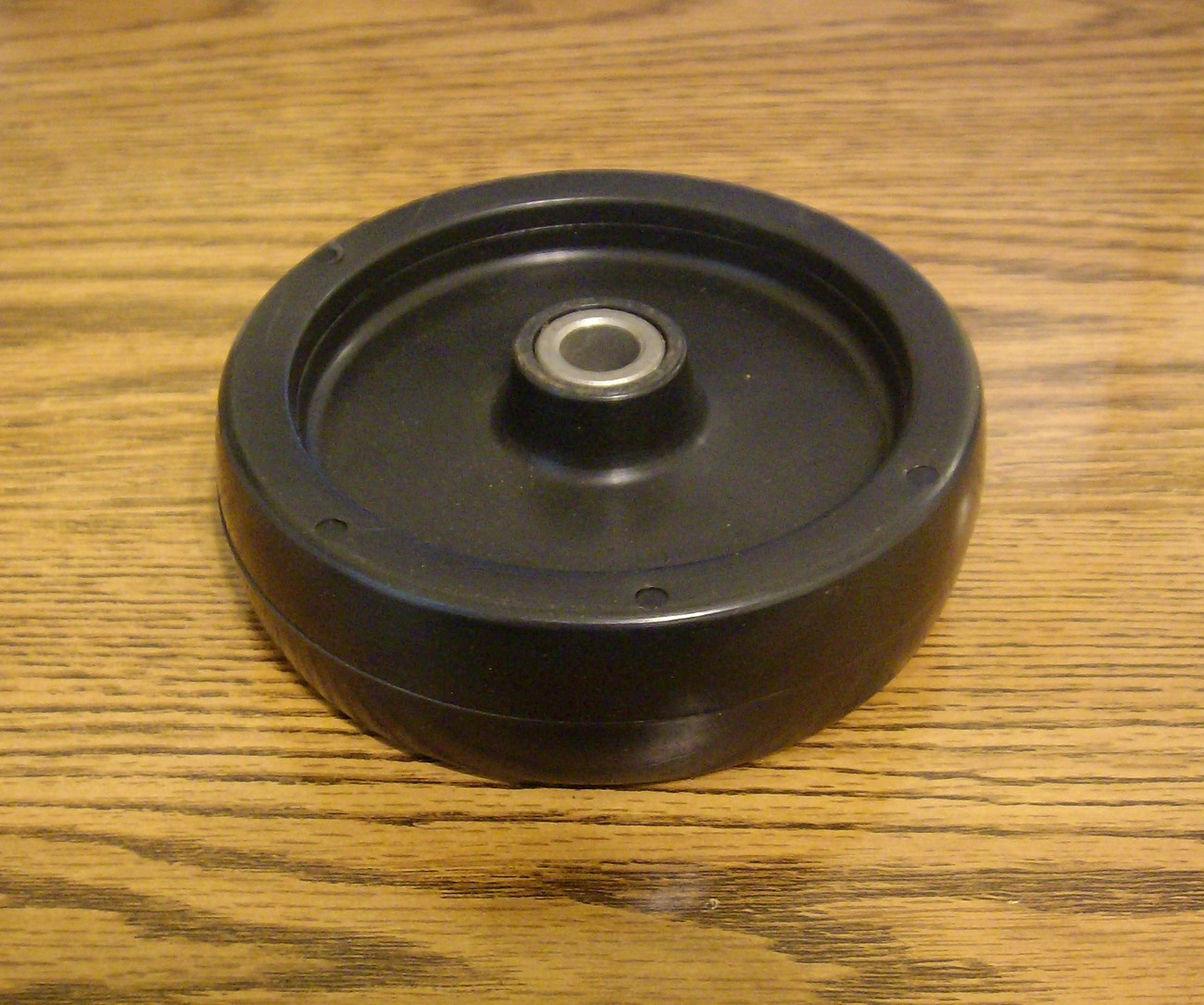 AYP Sears Craftsman deck roller wheel 105455X