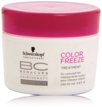 BC Bonacure COLOR FREEZE Treatment, 6.76-Ounce - $17.29