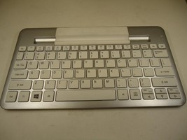 Acer Iconia W3-810 NP.KBD11.012 Bluetooth Wireless Silver Keyboard - $9.15