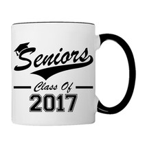 Seniors, Class of 2017  Coffee Mug - £14.98 GBP