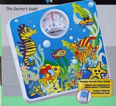 Health O Meter Kid's Bath Dial Weight Scale Sea... - $14.50