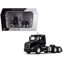 Volvo VNR 300 Day Cab Black 1/64 Diecast Model by First Gear 60-0369 - $56.48