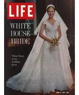 Life magazine - June 18, 1971 - Tricia Nixon in wedding dress cover - $8.49