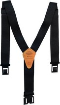 Dickies Men's Perry Suspender, Black, One Size - $13.24