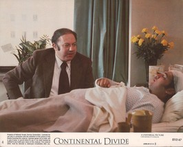 Continental Divide 1981 8x10 color movie photo (mini lobby card) #4 - $7.83