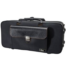 SKY Trumpet Lightweight Case, Genuine Leather Handle, Backpackable - $78.39