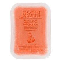 SATIN SMOOTH sspb10pcg Paraffin Wax Peaches and Cream - $20.61