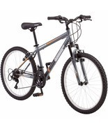 "24"" Roadmaster Granite Peak Boys' Bike Gun Meta... - $100.97"