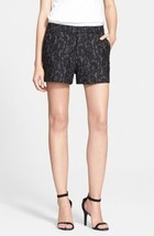 NWT $298 JOIE Ivonette Black Lace Dress Work Shorts Size 10 Gorgeous - $94.04