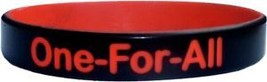 5 COLOR TEXT CUSTOM SILICONE WRISTBANDS +FAST SHIPPING - $19.78