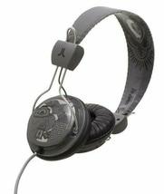 WeSC Limited Edition Birdy Nam Premium Gray Over the Ears Headphones NIB image 1