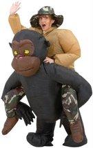 Inflatable Riding Gorilla Costume - $43.70