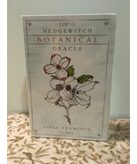 Hedgewitch BOTANICAL Oracle Siolo Thompson Cards with Booklet - $18.00