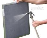 21 7/8 x 20 3/4 x 1 Electrostatic Furnace A/C Air Filter - Washable 22x21x1
