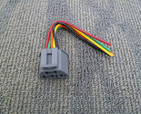 Dorman Conduct-Tite 85150 A/C Blower Switch Socket Connector Wiring Harness FORD