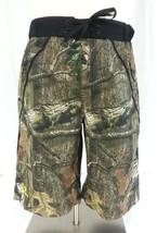 New Mens Mossy Oak Realtree Camouflage Boardshorts 30-42 Trunks Swimsuit... - $24.99