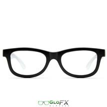 Rave Diffraction Glasses: nerd r3hab rehab geek retro EDM lightshow - $9.99