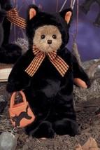 "Bearington Bears ""Scared E. Cat"" 10"" Collector Bear- Sku #181303- 2008 - $29.99"