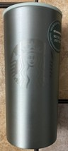Starbucks 2021 Teal Stainless Steel Tumbler with Recycled Plastic Lid 12... - $35.00