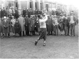 Bobby Jones TKK Vintage 8X10 BW Golf Memorabilia Photo - $6.99