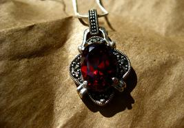 VAMPIRE HYPNOTIC TRANCE SPELL PENDANT SEDUCTIVE, SEXY & COMMANDING YOUR WILL  - $75.00