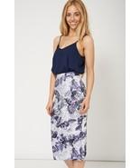 Trendy Floral Print Ladies Pencil Skirt Sizes 8, 10, 12 Brand NEW - $18.15