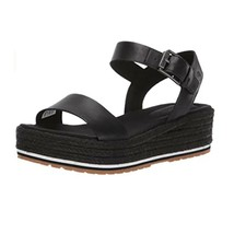 Timberland Women's Santorini Sun Ankle Strap Leather Sandals A1Z1G - $69.99