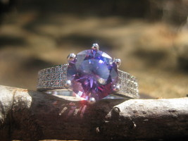 Haunted ring EYE OF THE BEHOLDER Goddess Powers... - $200.00