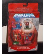 2002 Masters Of The Universe Heroes vs Villains... - $19.99