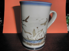 sea gull coffee cup - $11.49