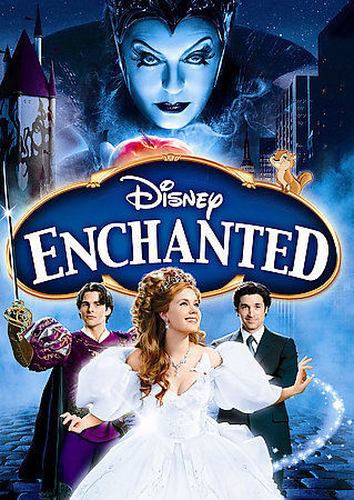 NEW Disney Store Enchanted (2008, DVD) Giselle Movie