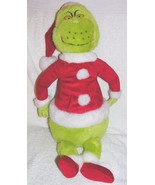 "Hallmark How the Grinch Stole Christmas 20"" Plu... - $17.66"