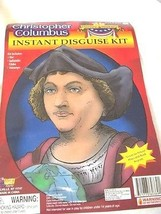 Heroes in History Christopher Columbus  Instant Disguise Kit Forum - $16.99