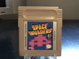 Space Invaders Game Boy Nintendo TESTED - $4.99